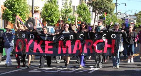 Dyke March Feature