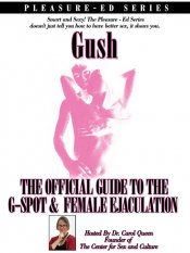 GUSH- The Official Guide to the G-Spot & Female Ejaculation