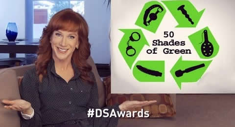 Kathy Griffin's 50 Shades of Green PSA