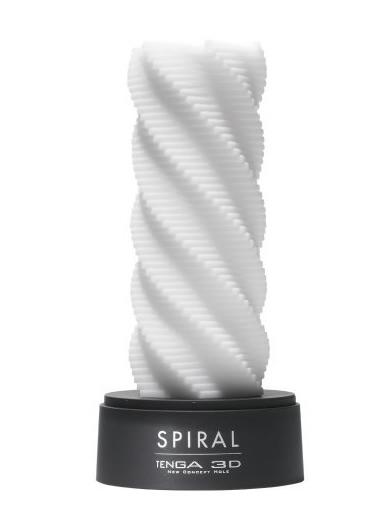 Tenga Spiral 3D