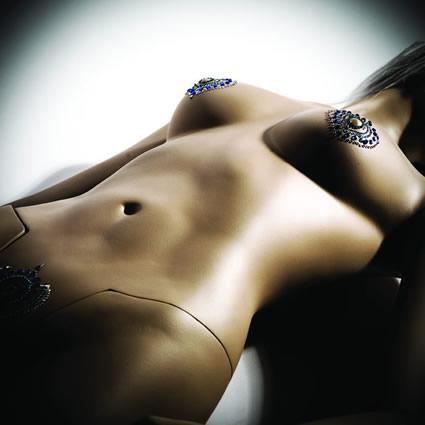 Flamboyant Body Decorations