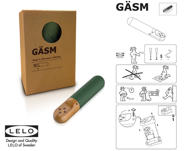 LELO-GASM