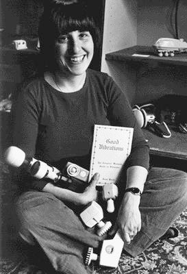 Joani Blank, founder of Good Vibrations