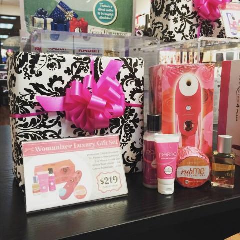 Womanizer Luxury Gift Set