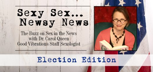 Sexy Sex Newsy News Election Edition