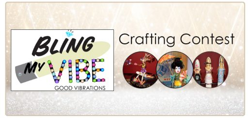 Bling My Vibe Crafting Contest