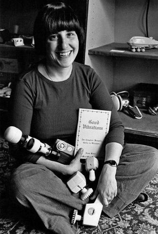 Good Vibrations founder Joani Blank